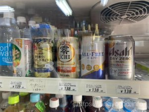 佐々木酒店-ノンアルコール種類