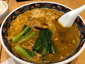 寿限無 坦々麺