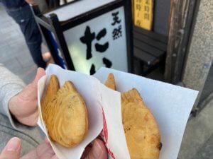 鳴門鯛焼本舗人形町店